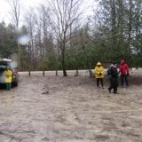 Bannockburn Trail - wet and slippery hike