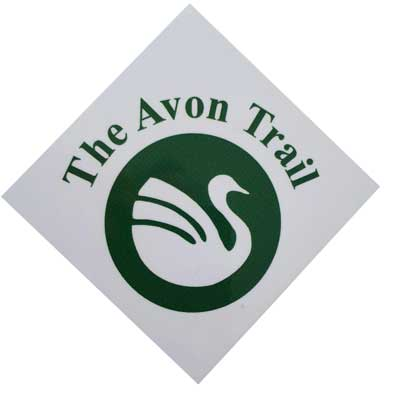 avon trail marker