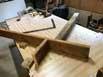 Handrail assembly for bridge